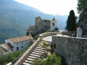 guadalest kasteel